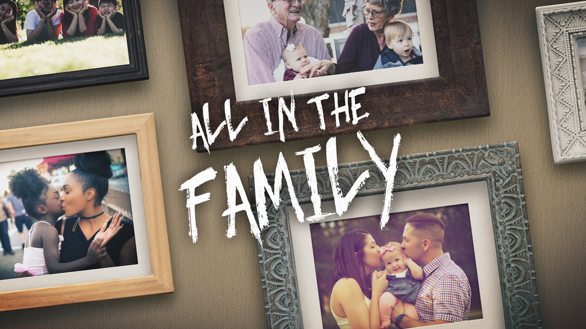 All in the Family - Part 4 - CC
