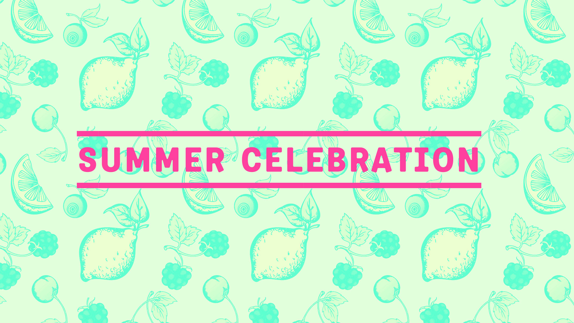 Summer Celebration - CC